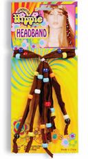 Beaded Hippie Headband