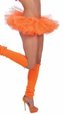 Neon Orange Tutu