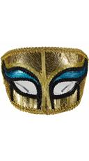 Men's Gold Egyptian Mask