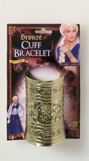 Medieval Bronze Wrist Cuff