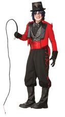Men's Ring Master Costume