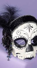 La Muerta Skull Face Mask