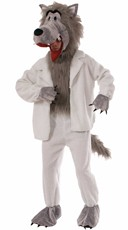 Men's Sheep Impersonator Costume