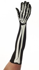 Bony Long Gloves