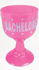 Pink Bachelorette Goblet
