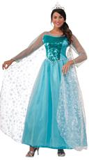 Princess Krystal Costume