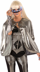 Silver Fantasy Cape