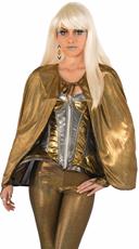 Gold Fantasy Cape