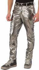 Men's Silver Pants