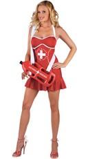 Off Duty Lifeguard Costume