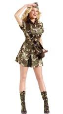 Major Lee Tanked Costume