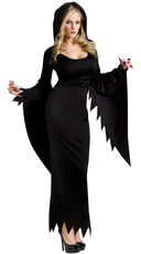Dark Night Witch Costume