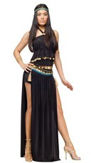 Nile Dancer Costume