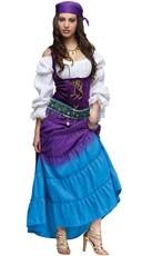 Midnight Gypsy Costume