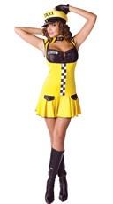 Meter's Running Taxi Costume