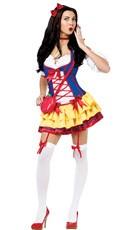 One Bad Apple Snow White Costume