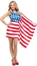 American Beauty Costume