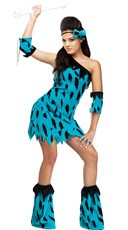 Dino Diva Costume