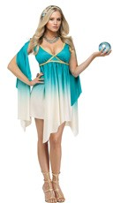 Calypso Sea Goddess Costume