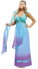 Sea Queen Costume