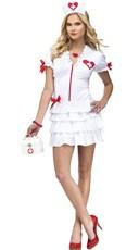 High Temp Nurse Costume