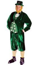 St Pat Leprechaun Costume