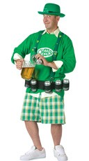 St Pat Shot Glass Cheers Costume