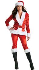 Ms. Santa Pant Costume