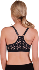 Aztec Lace Back Sports Bra