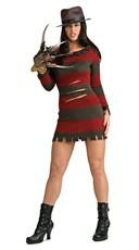 Sexy Freddy Krueger Costume