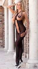 Daring Cupless Bodystocking