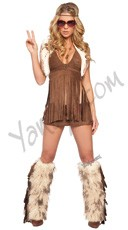 Groovy Woodstock Baby Costume