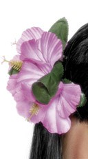 Hawaiian Hair Clip