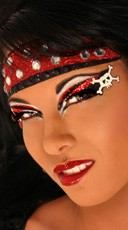 Hooked Glitter Eyes