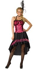 Saloon Girl Costume