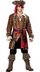 Captain Skulduggery Costume