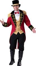 Men's Ringmaster Costume