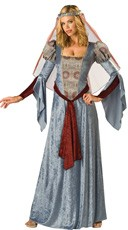 Medieval Maid Marian Costume