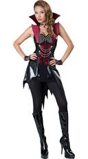 Seductive Street Vamp Costume