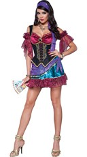 Flirty Fortune Teller Costume