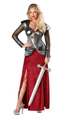 Deluxe Joan Of Arc Costume