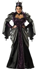 Plus Size Deluxe Wicked Queen Costume
