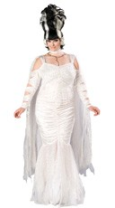 Plus Size Deluxe Monster Bride Costume