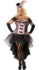 Plus Size Burlesque Beauty Costume