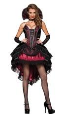 Deluxe Vampire Vixen Costume