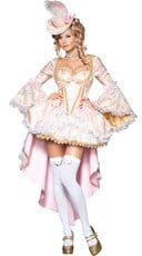 Deluxe Vixen Of Versailles Costume