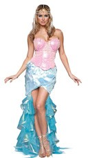 Deluxe Mesmerizing Mermaid Costume