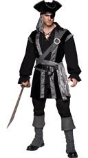 Men's Deluxe Pirate Costume