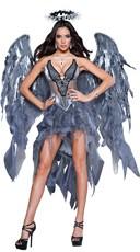 Deluxe Dark Angel Costume