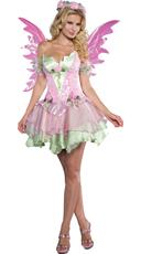 Deluxe Flirtatious Fairy Costume
